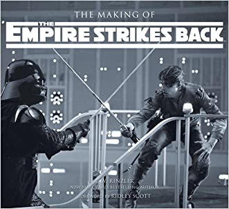 The Making of Star Wars: The Empire Strikes Back (Enhanced Edition) (Star Wars - Legends) written by J. W. Rinzler