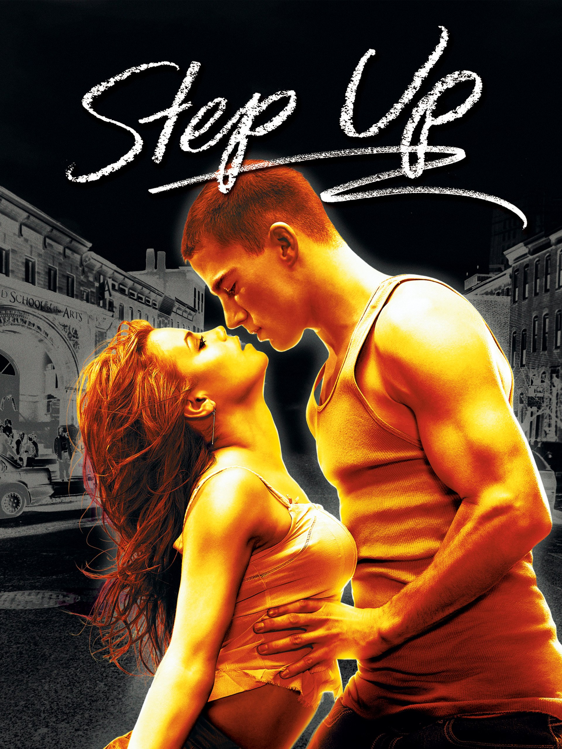 Step Up on Amazon Prime Instant Video UK
