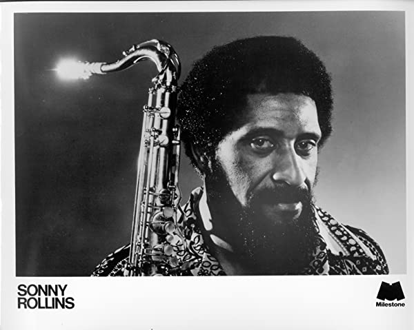 SONNY ROLLINS - Photo of SONNY ROLLINS