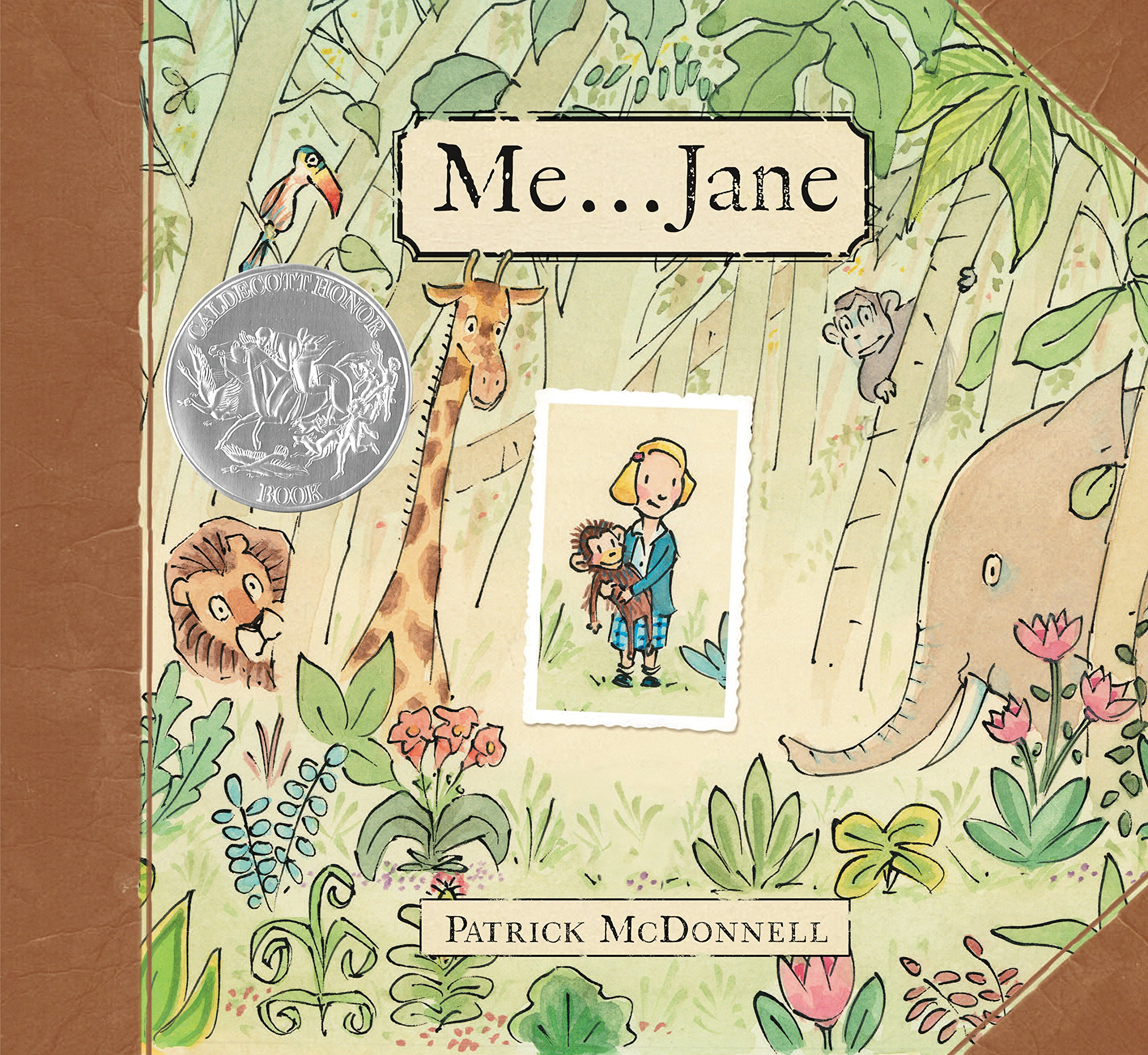 Buy Me    Jane (mcdonnell, Patrick) Book Online At Low Prices In India   Me    Jane (mcdonnell, Patrick) Reviews & Ratings  Amazon
