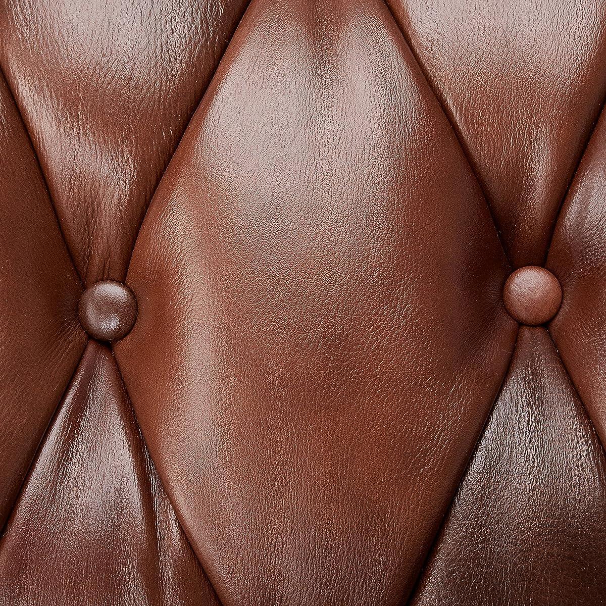 Coaster Victoria Traditional Tri-Tone Classic Rolled Arm Sofa