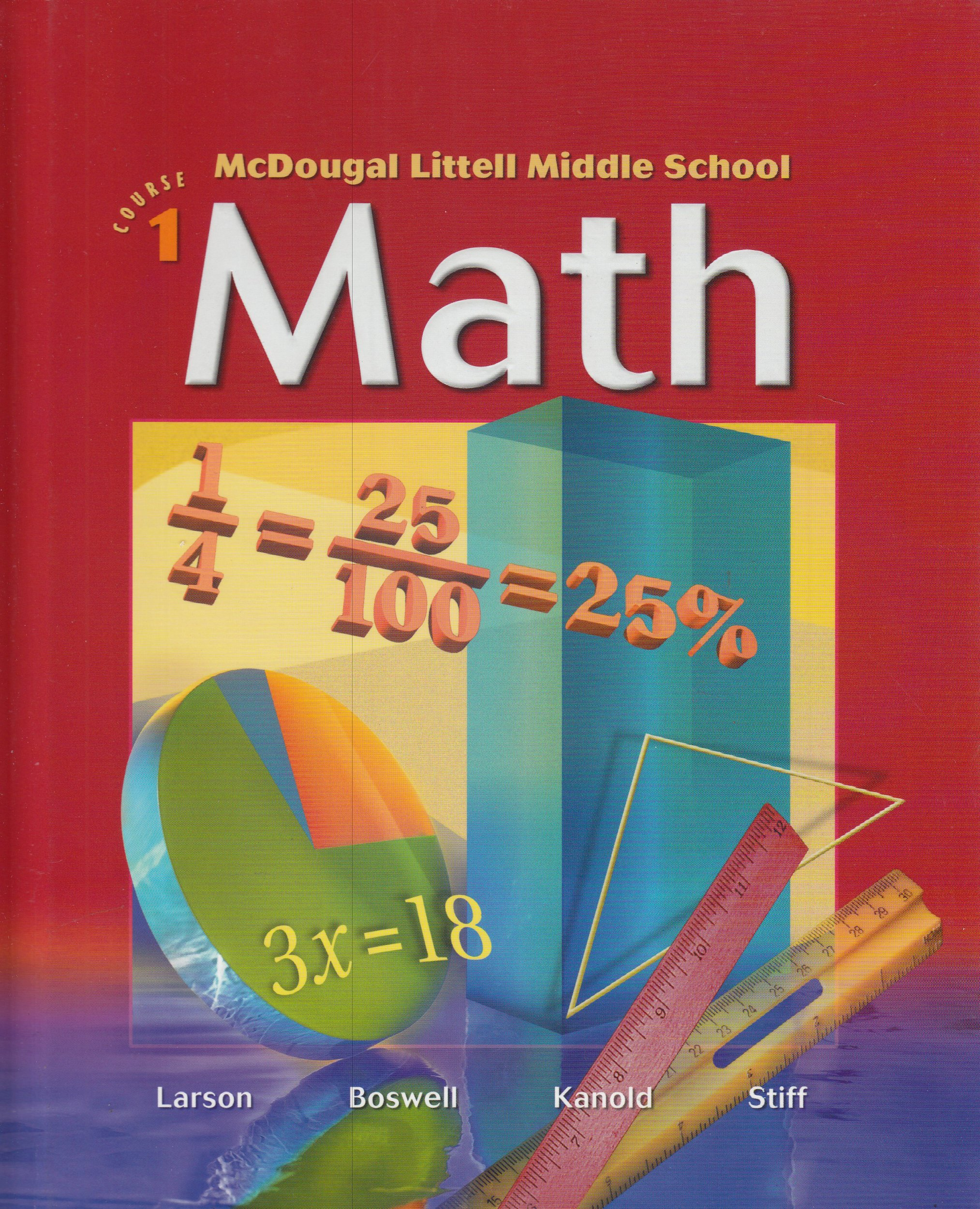 Kids Maths Book Cover : Holt middle school math worksheets my homework lesson