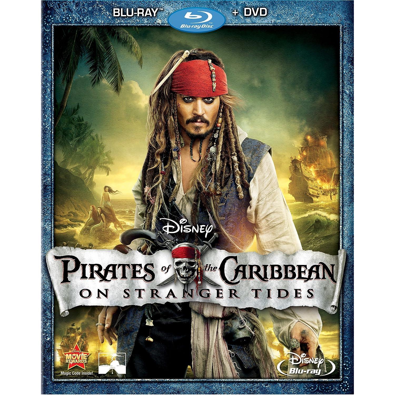 Disney Doppelgangers Pirates Edition: Pirates Of The Caribbean: On Stranger