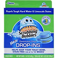 6-Pack Scrubbing Bubbles Vanish Continuous Clean Drop-Ins, 3 Count