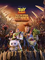 Toy Story: M�gen die spiele beginnen