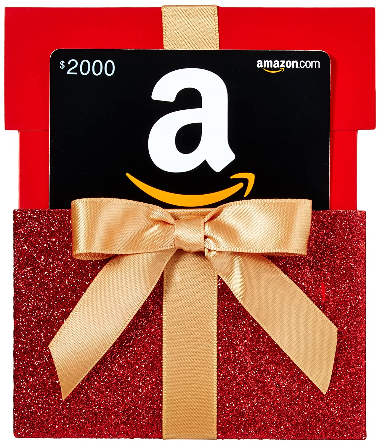 """Amazon.com Gift Card - In Gift Box Reveal"""