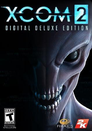 XCOM 2 Deluxe Edition [Online Game Code]