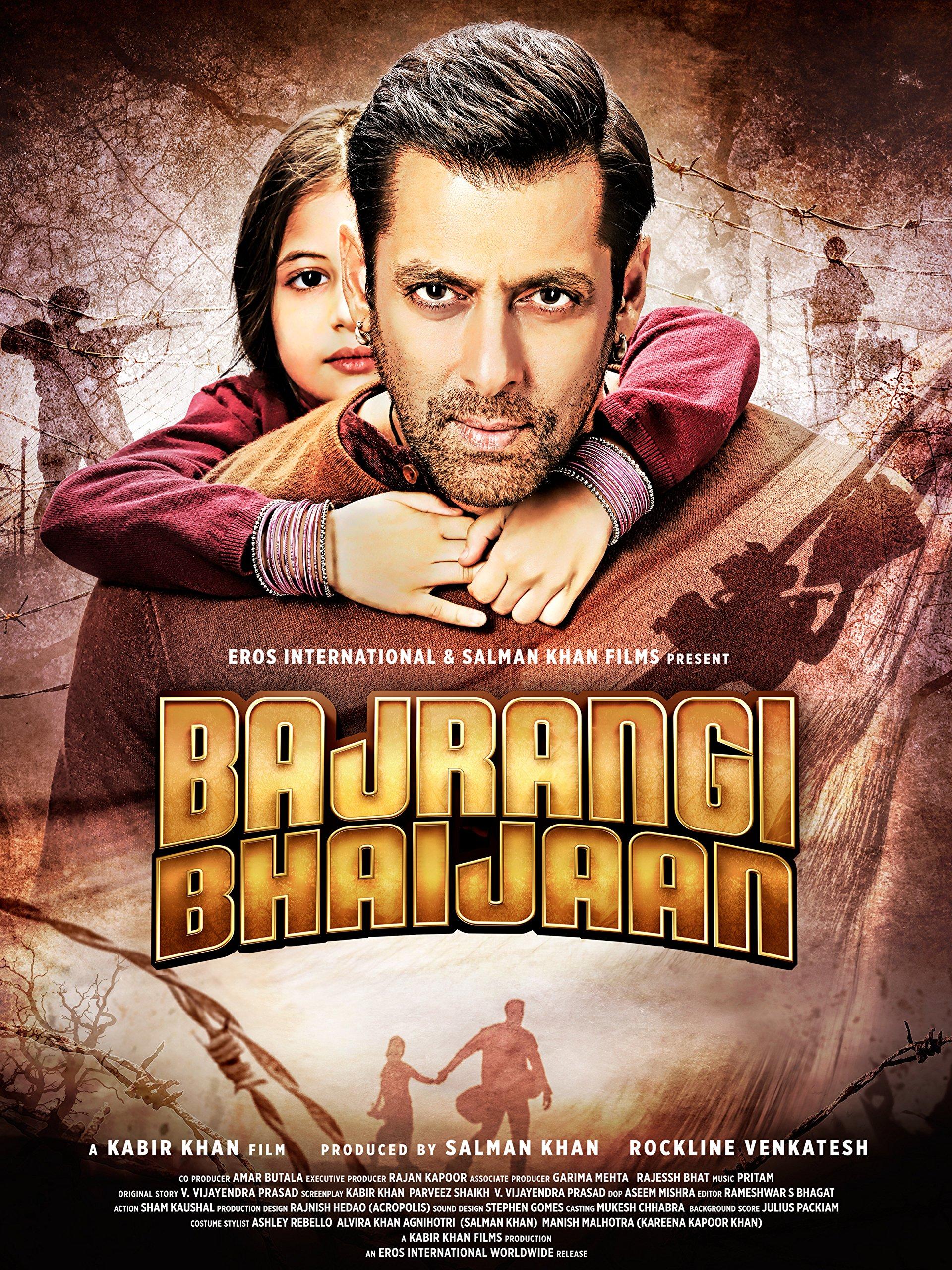 Bajrangi Bhaijaan on Amazon Prime Video UK