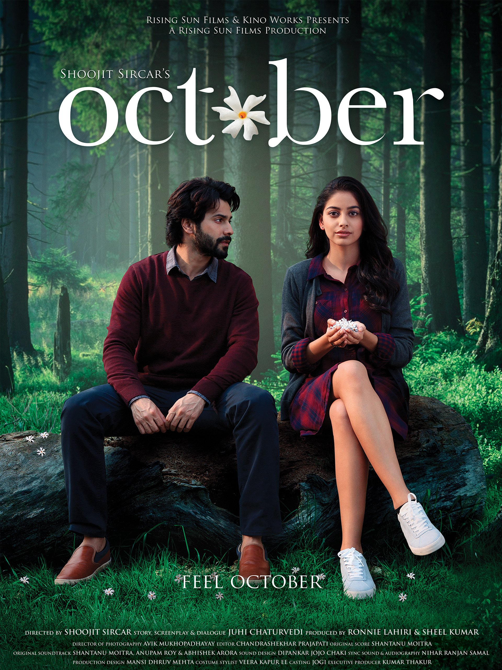 October on Amazon Prime Video UK