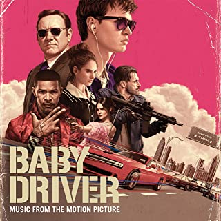 Book Cover: Baby Driver