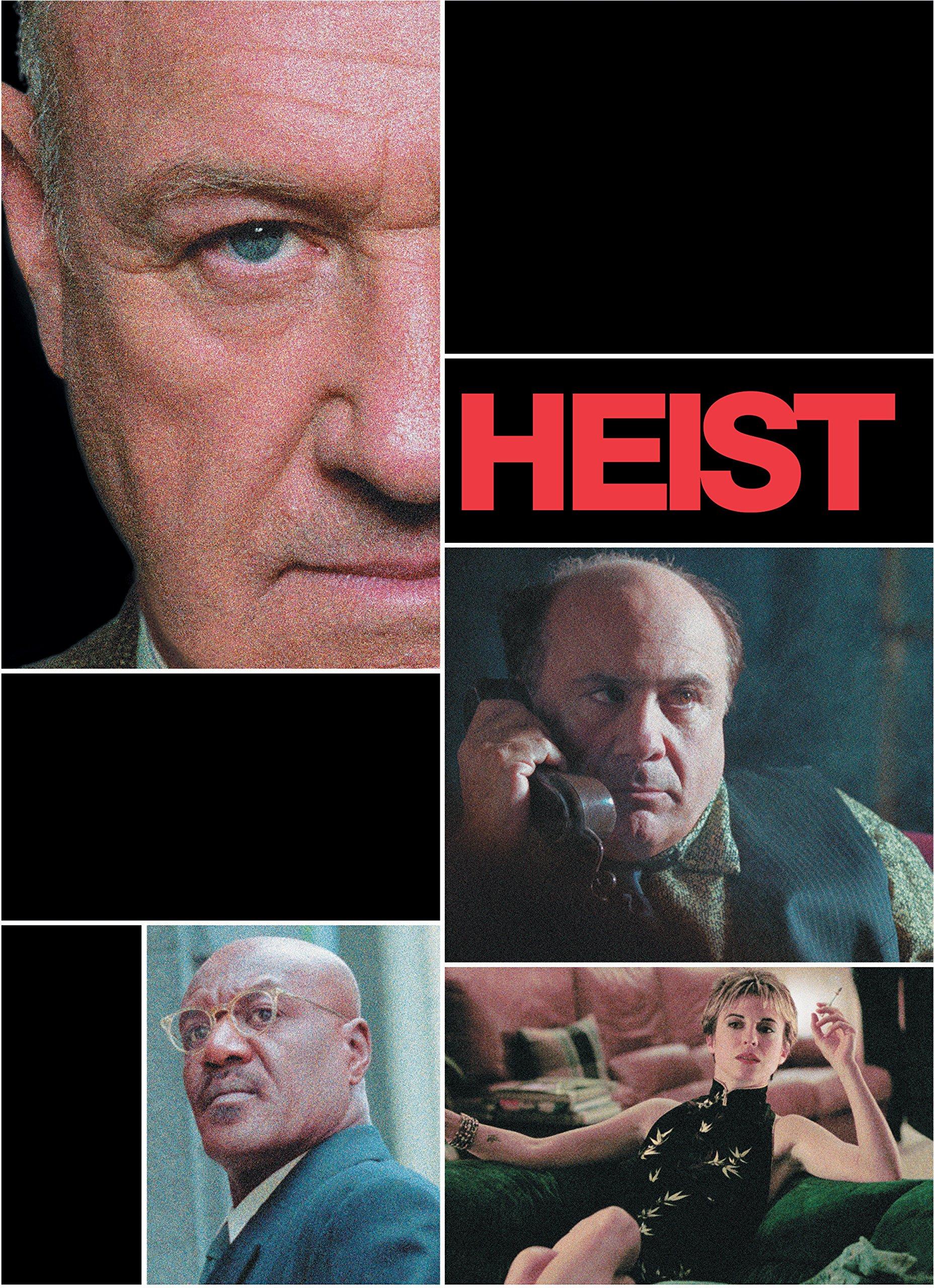 Heist on Amazon Prime Instant Video UK