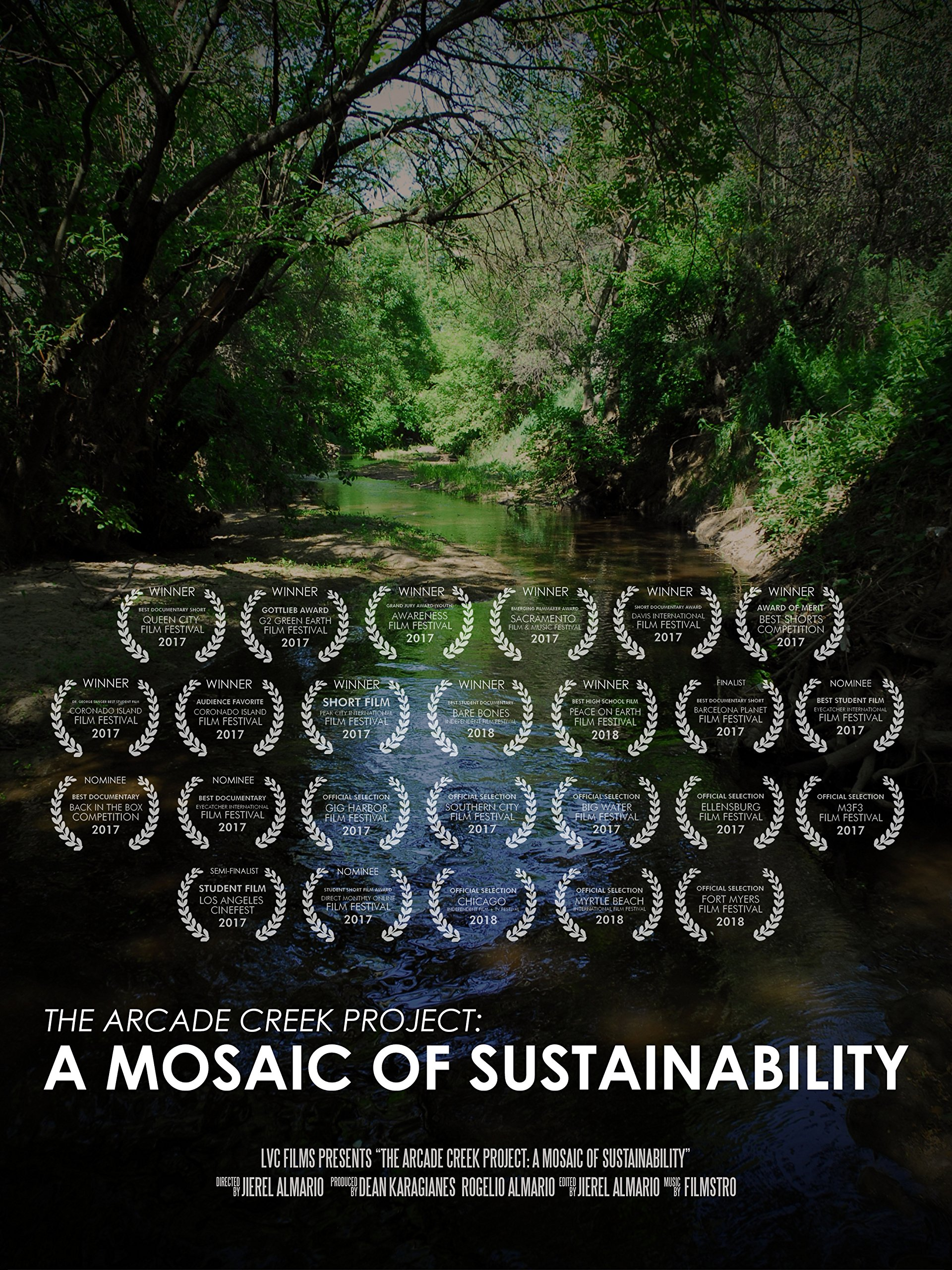The Arcade Creek Project: A Mosaic of Sustainability on Amazon Prime Instant Video UK