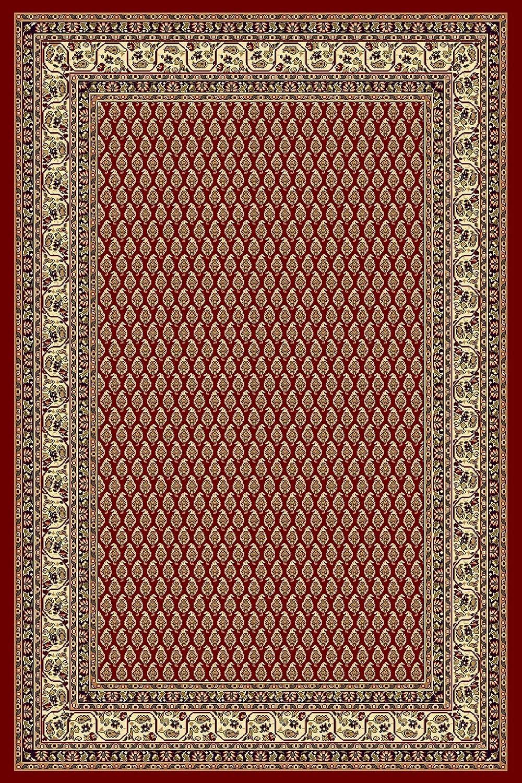 """Hensiek Klassischer Designer Teppich gewebt gemustert """"Größe auswählen"""" 240 x 340 cm"""