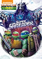 Tales of the Teenage Mutant Ninja Turtles. Super Shredder.