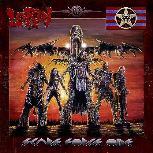 Lordi - Scare Force One (Hella's Kitchen Box)