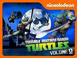Teenage Mutant Ninja Turtles Volume 2