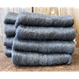 Howard 210493 STWL Grade 0000 Steel Wool 8Pk (Tamaño: #0000)