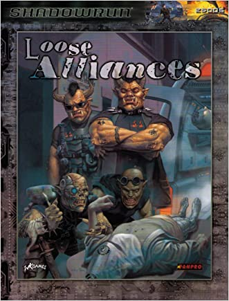 Shadowrun: Loose Alliances (FPR25006)