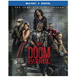Doom Patrol: Season 1 (Blu-ray + Digital) [Blu-ray]
