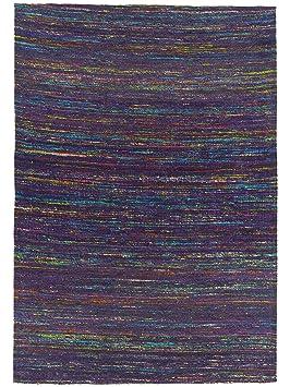 5 benuta tapis de salon moderne moderne sari pas cher mauve 160x230 160x230 cm sans. Black Bedroom Furniture Sets. Home Design Ideas