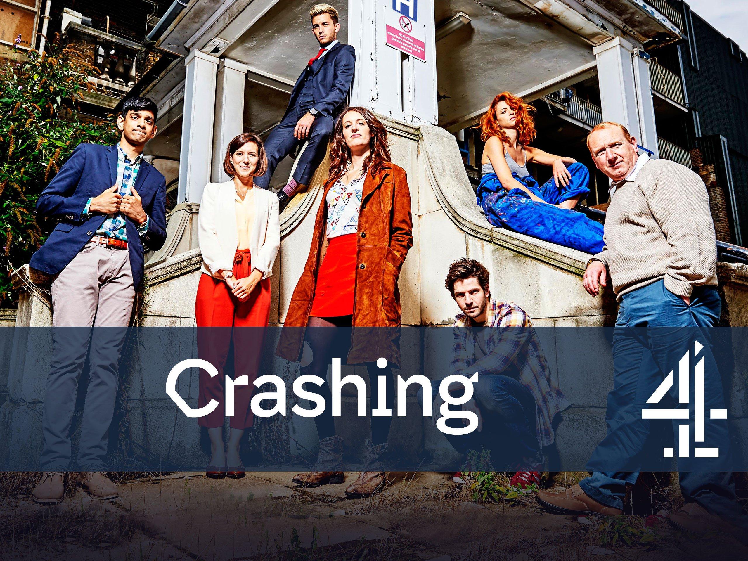Crashing on Amazon Prime Video UK