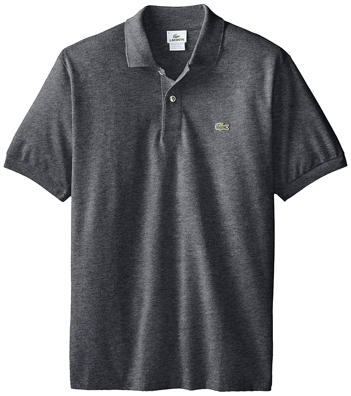 цена Lacoste Men's Short-Sleeve Polo Shirt онлайн в 2017 году