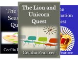 img - for Adventurous Quests (4 Book Series) book / textbook / text book
