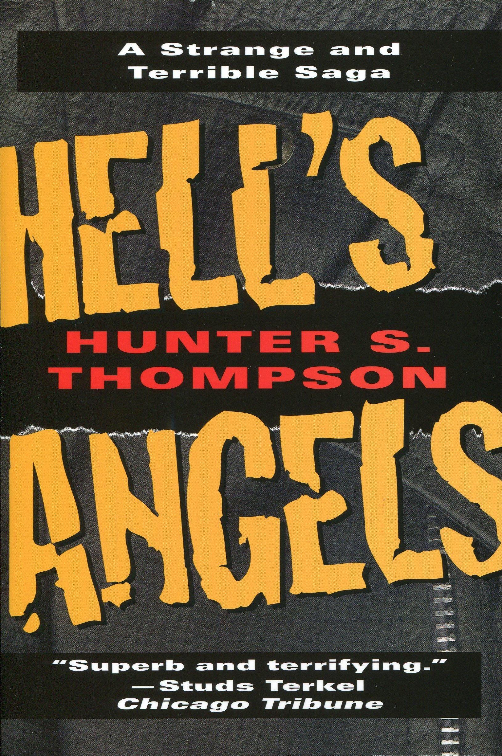 Hells Angels ISBN-13 9780345410085