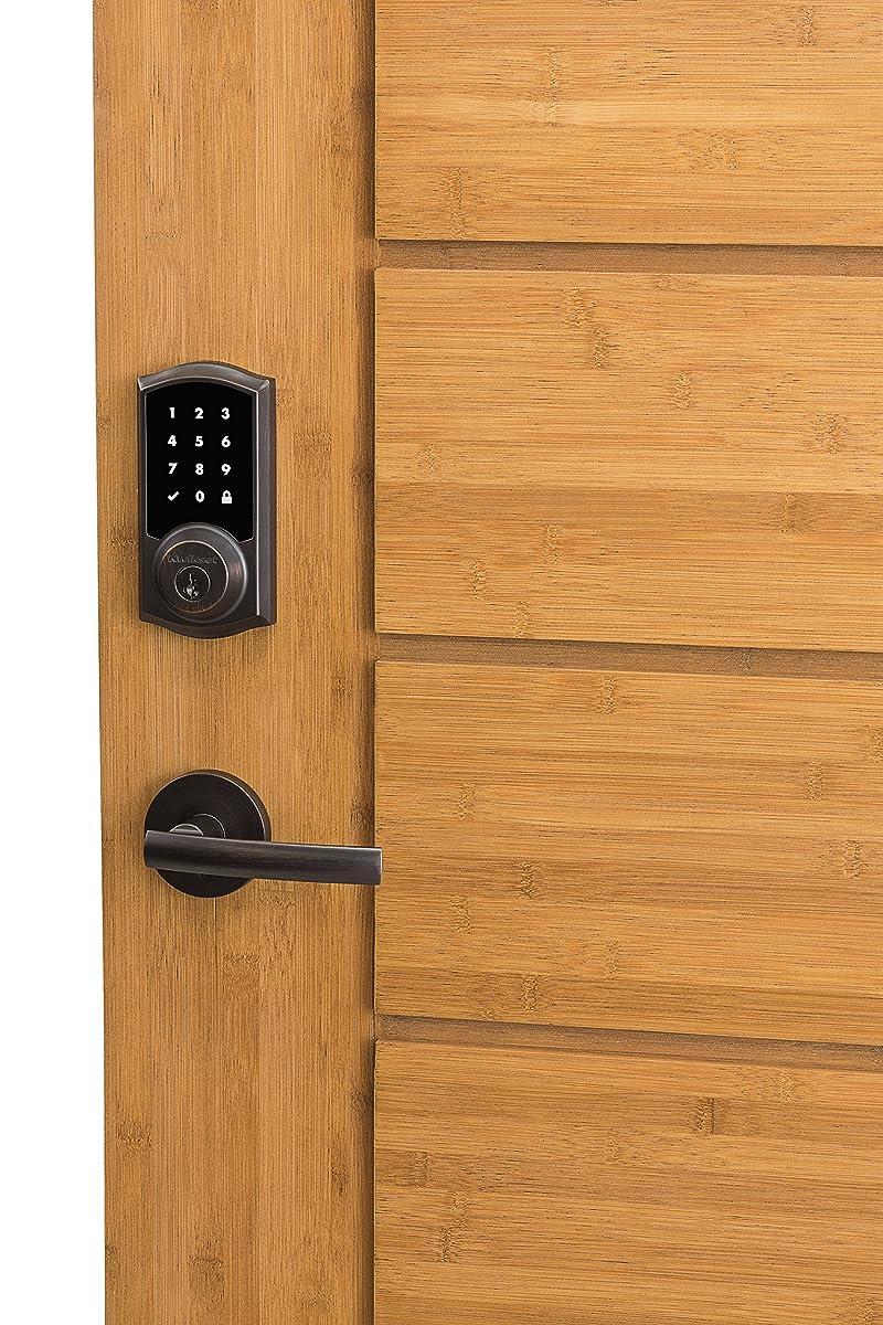 Kwikset Premis Touchscreen Smart Lock, Works with Apple HomeKit , in Venetian Bronze