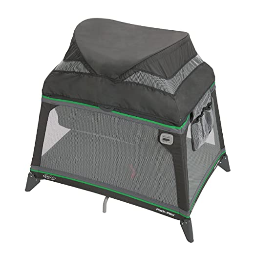 Graco Pack N' Play Playard Jetsetter, Fern