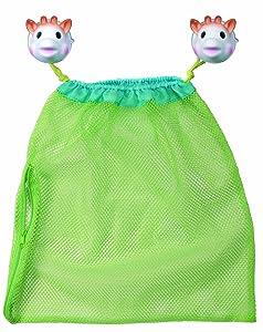 Vulli 523402 - Malla para juguetes de baño, diseño Sophie la jirafa  Bebé más información y revisión