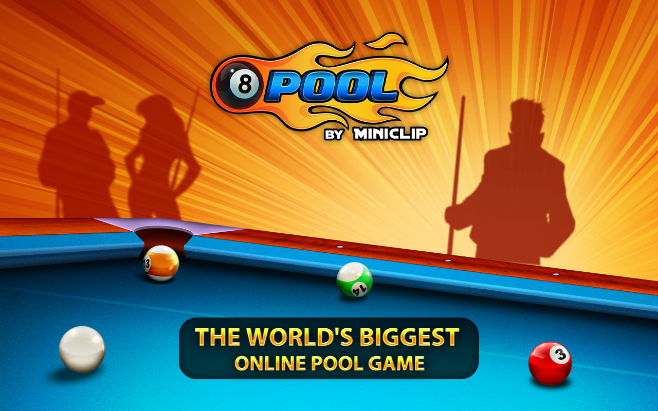 online 8 pool ball