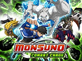 Monsuno Season 2 (Combat Chaos)