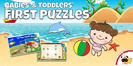 Babies and Toddlers First Puzzles [Download]