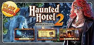 Hidden Object - Haunted Hotel 2 by Tamalaki
