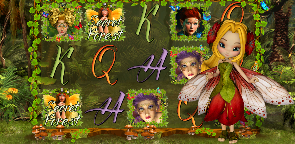 secret of the forest slot machine free