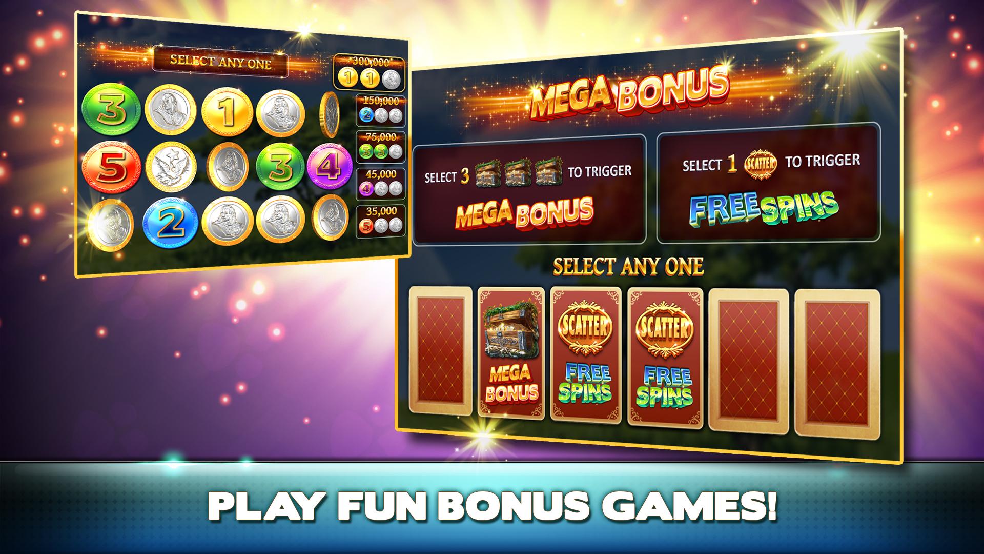Chances of winning casino slots