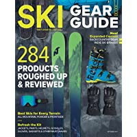 1-Year (6 Issues) of Ski Magazine Subscription