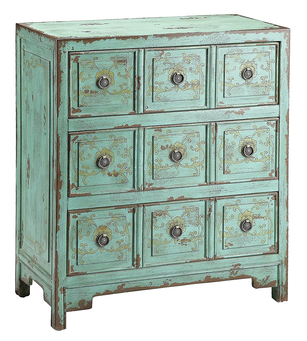 Stein World Furniture Anna Apothecary Chest 0
