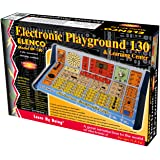 Elenco  130-in-1 Electronic Playground and Learning Center (Color: multi/none)