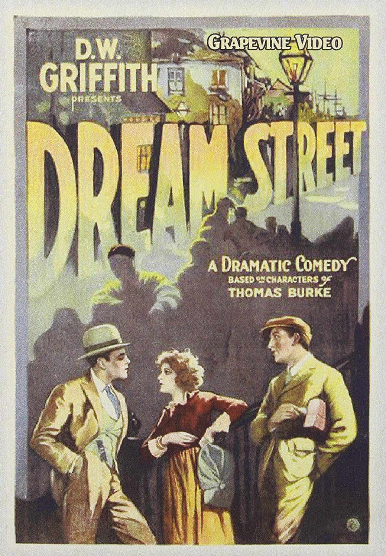 Dream Street [DVD] [1921]