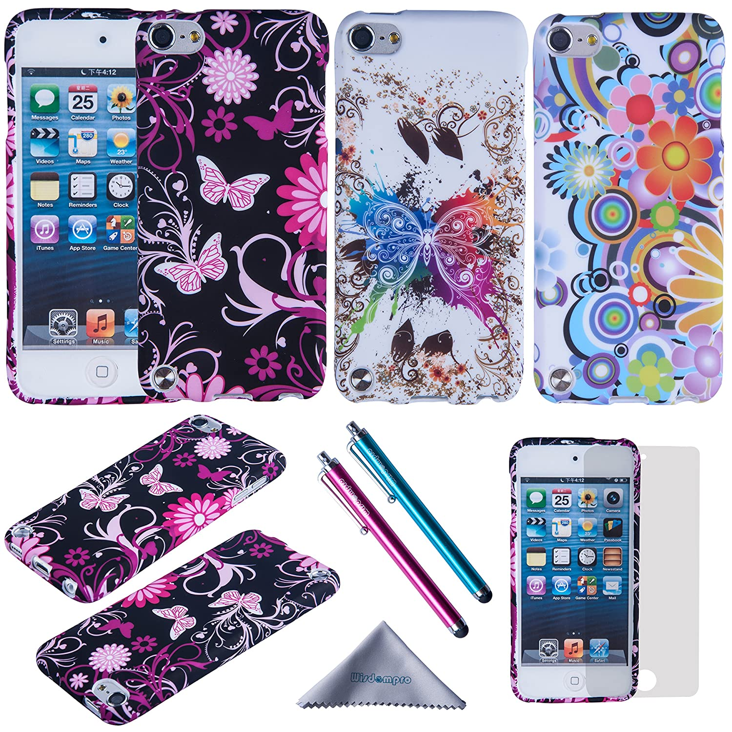 iPod Touch 5 6 Jelly Case
