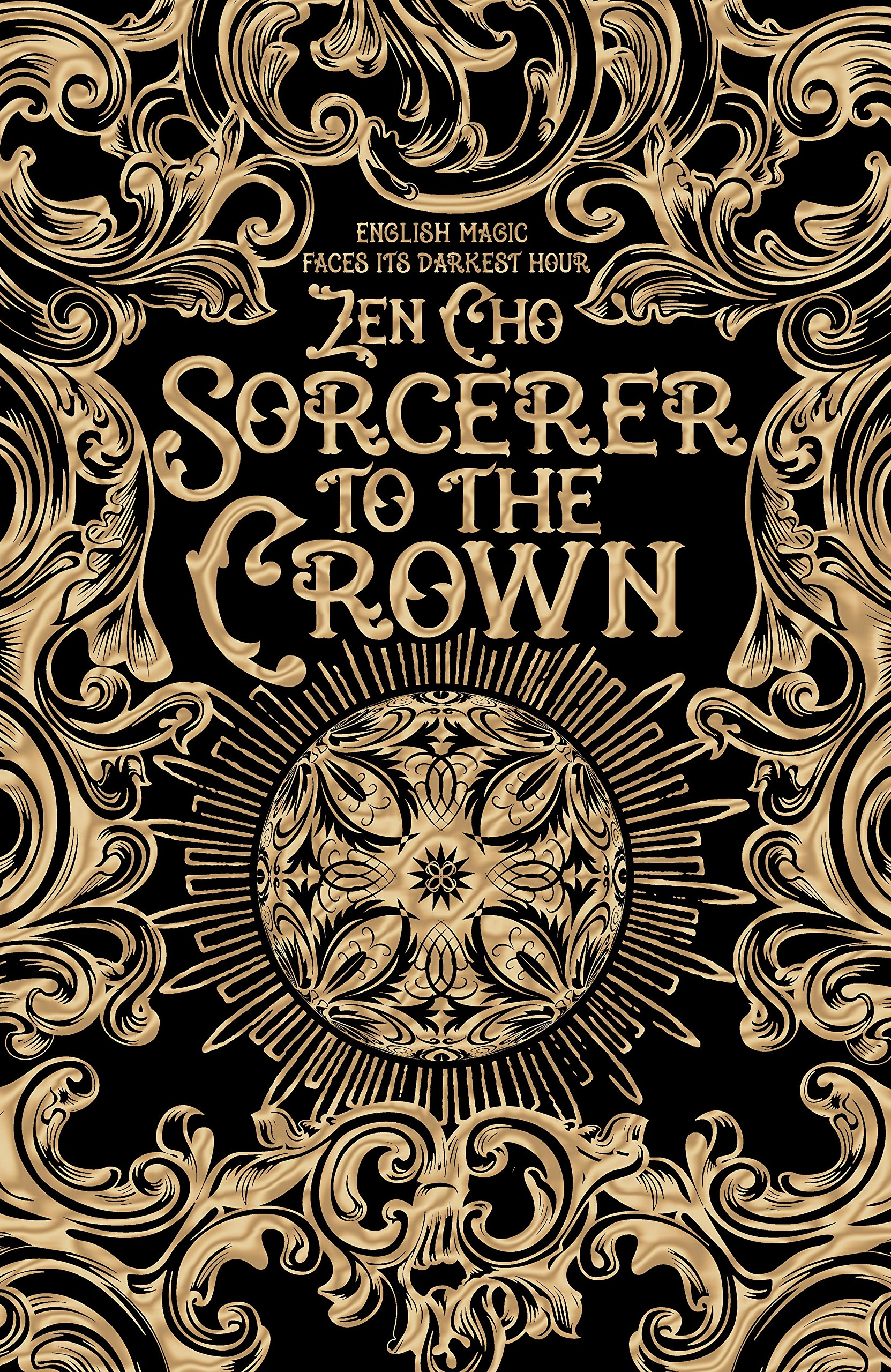 Sorceror to the Crown cover