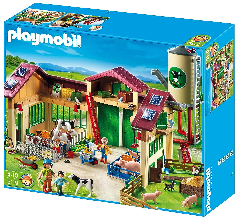 Ferme playmobil - Toutes les maisons playmobil ...