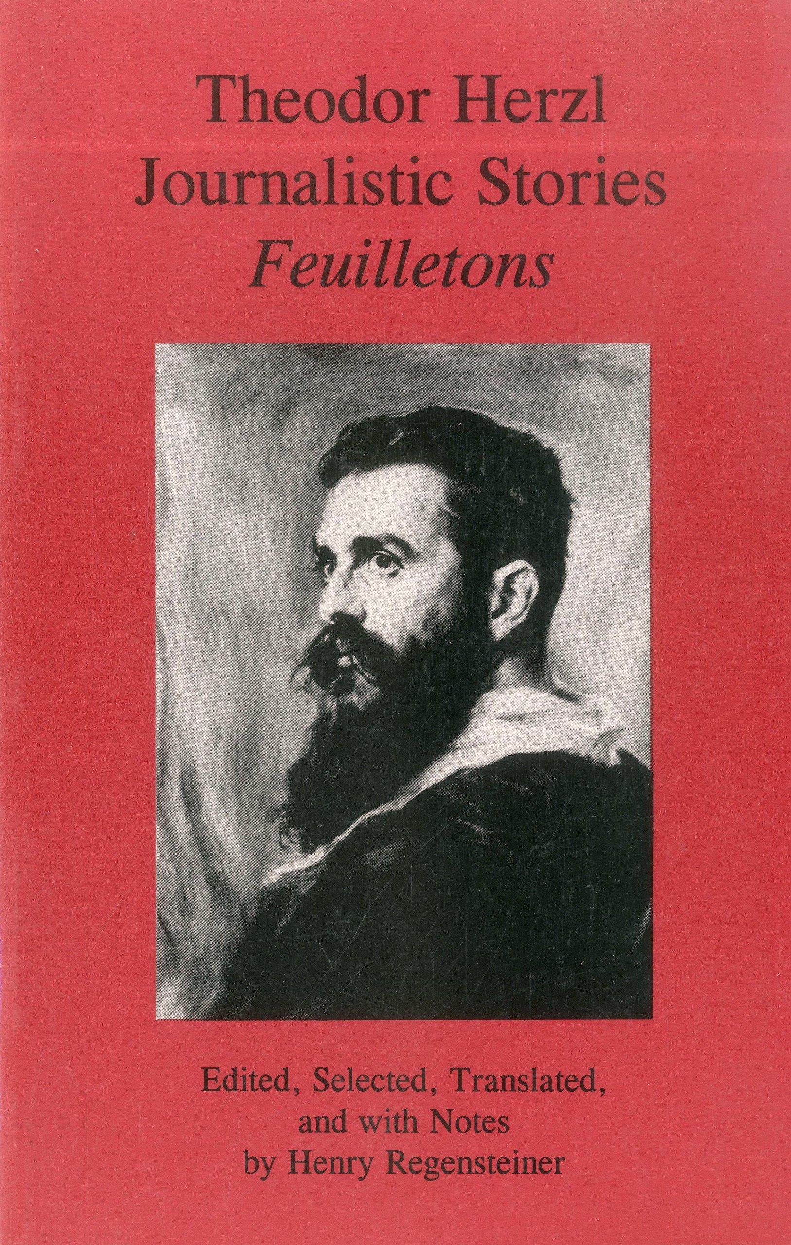 a review of the book old new land by theodore herzl