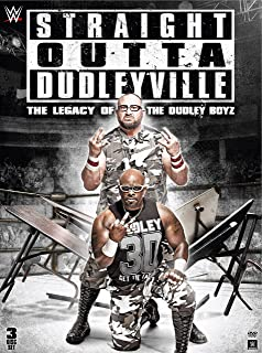 Book Cover: WWE: Straight Outta Dudleyville: The Legacy of the Dudley Boyz Part 1