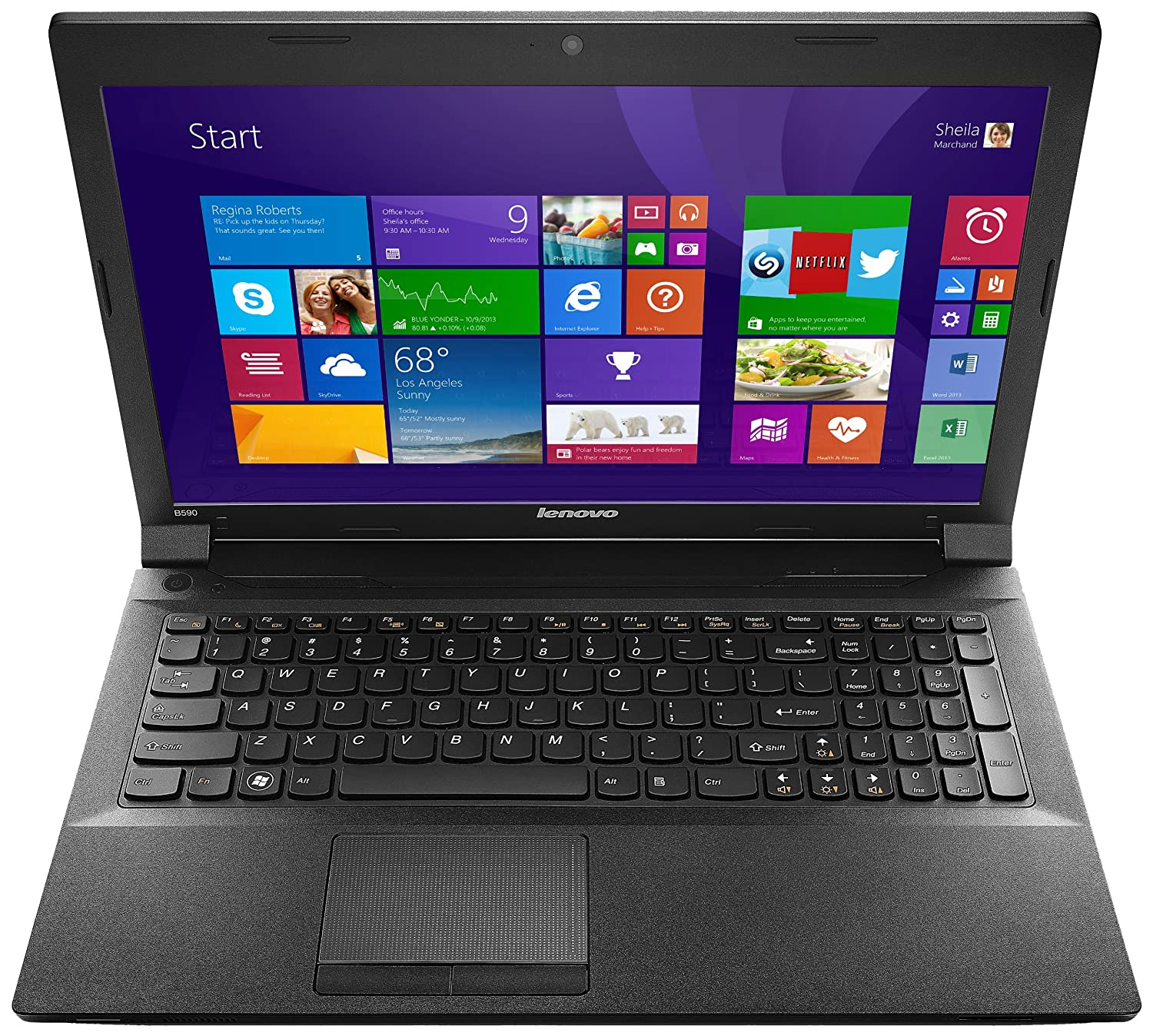 Lenovo IdeaPad 59410452 15.6-Inch Laptop