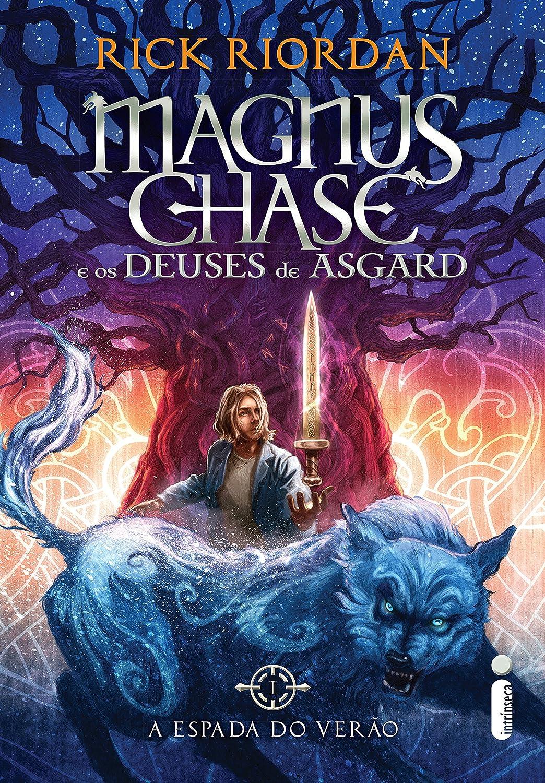 Resenha - A Espada do verão: Magnus Chase e os Deuses de Asgard