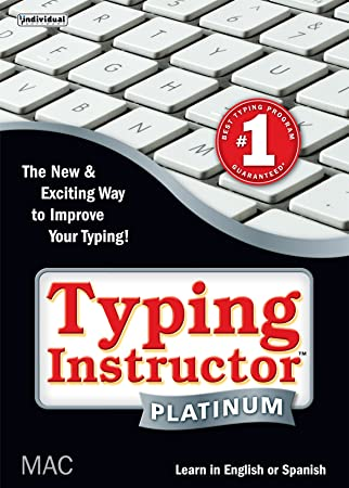 Typing Instructor Platinum 22 - Mac [Download]