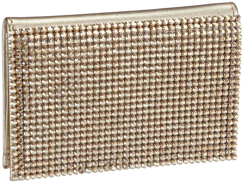 Swarovski Damen-Kartenhalter Gold Flap 11×7.5×0.5 cm 1086584 günstig